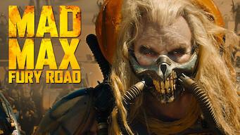 Is Mad Max Fury Road 2015 On Netflix France