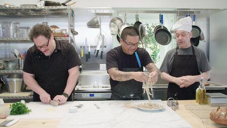 觀賞萊米的義大利麵。第 3 季第 4 集。
