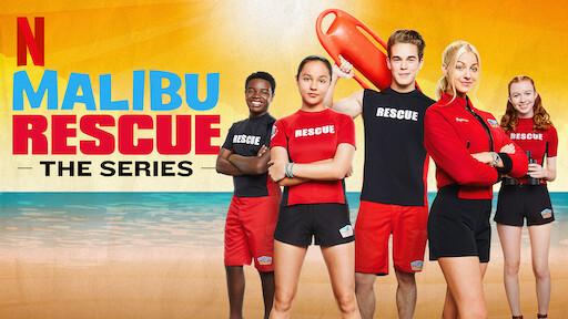 Malibu Rescue: The Series
